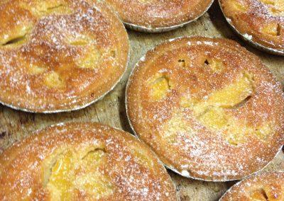 Frangipan (pear and almond)