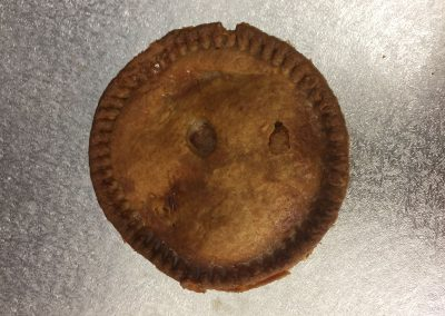 Pork pie (ml)