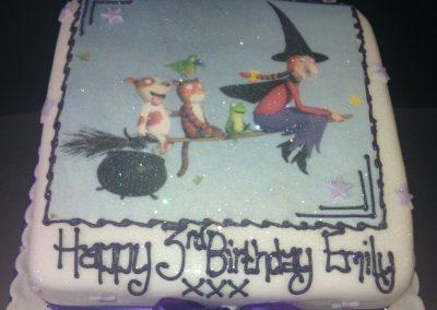 Flat Cake