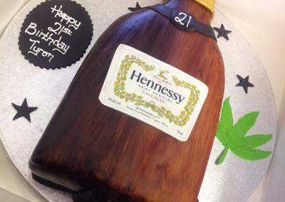 Alcohol Cake