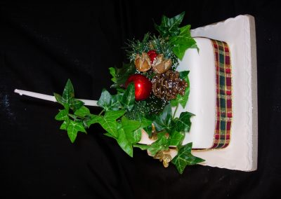 Christmas Traditional Cake