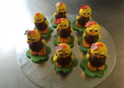 Creme Egg Chicks