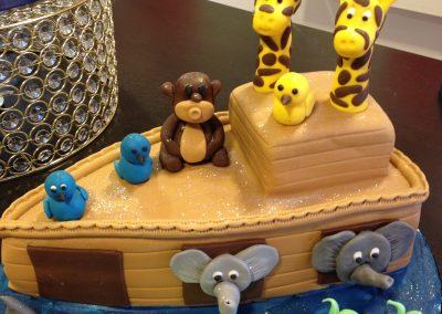 Noahs Ark Cake 2