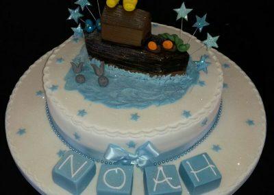 Noahs Ark Cake 4