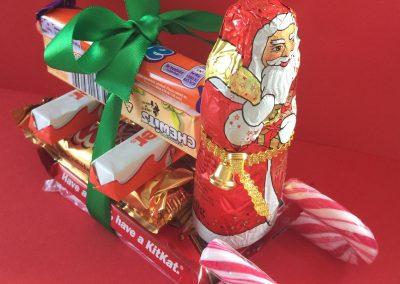 Santa and Sleigh Sweets