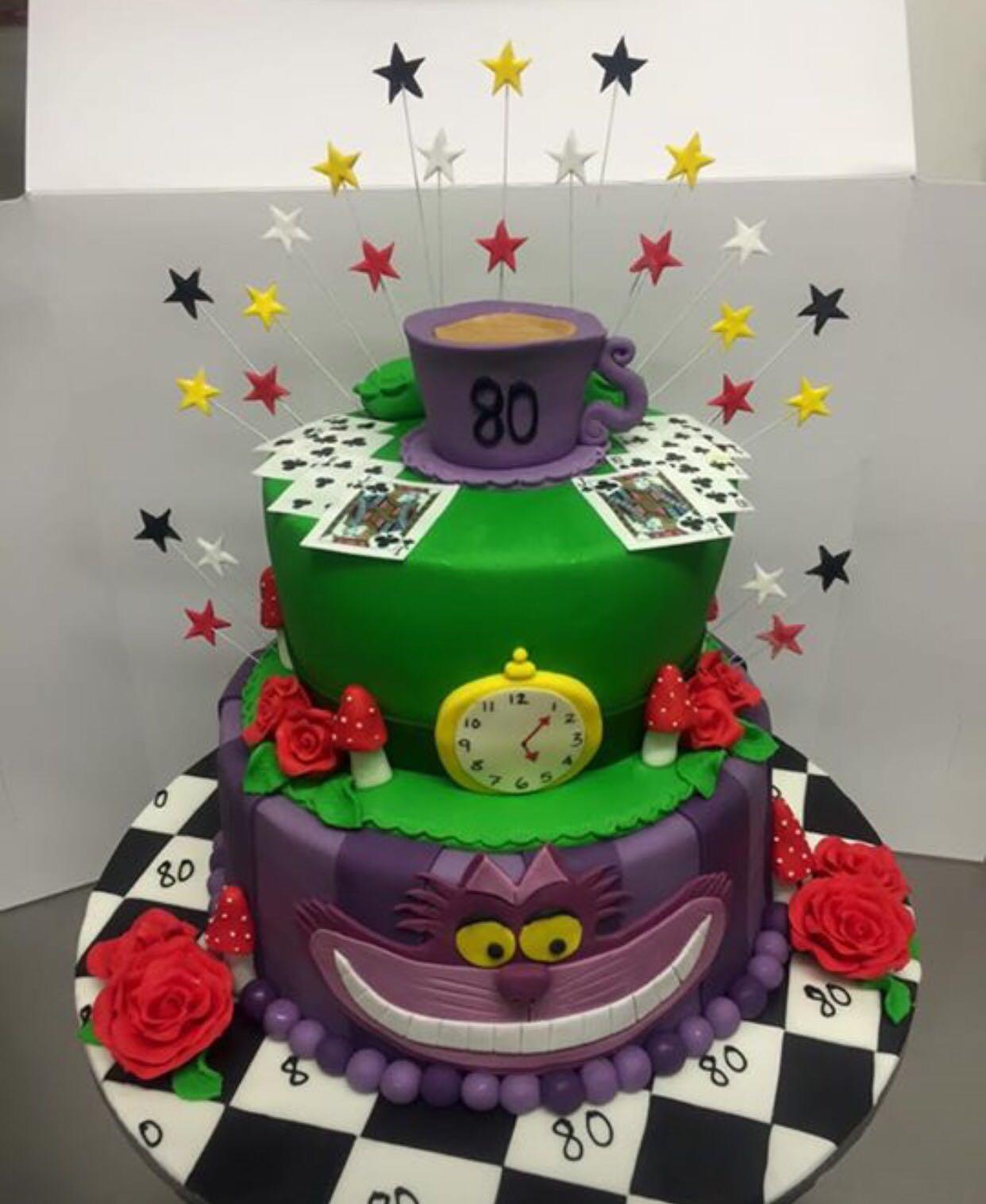 Peter Herd Birthday Cakes