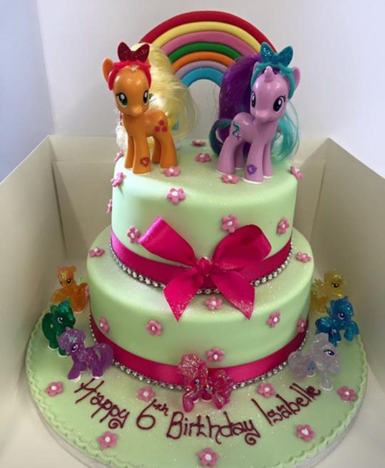my little pony cake  peter herd