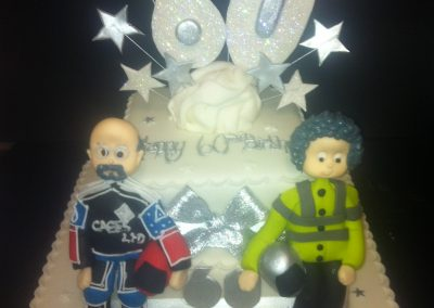 Couples Cake