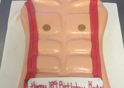 Torso Cake