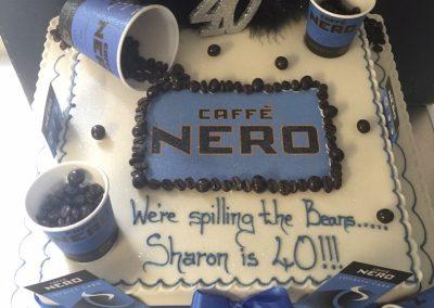 Cafe Nero Cake