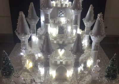 Fairy-tale Kingdom Castle Cake