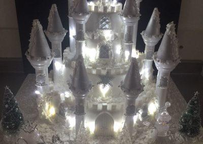 Fairy-tale Kingdom Castle Cake